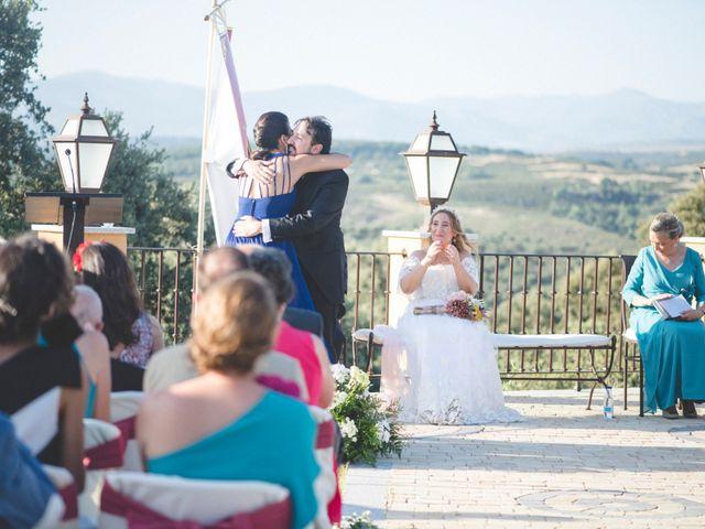 La boda de Javi y Deborah en Madrid, Madrid 15