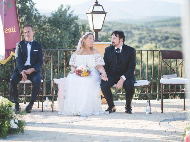 La boda de Javi y Deborah en Madrid, Madrid 16