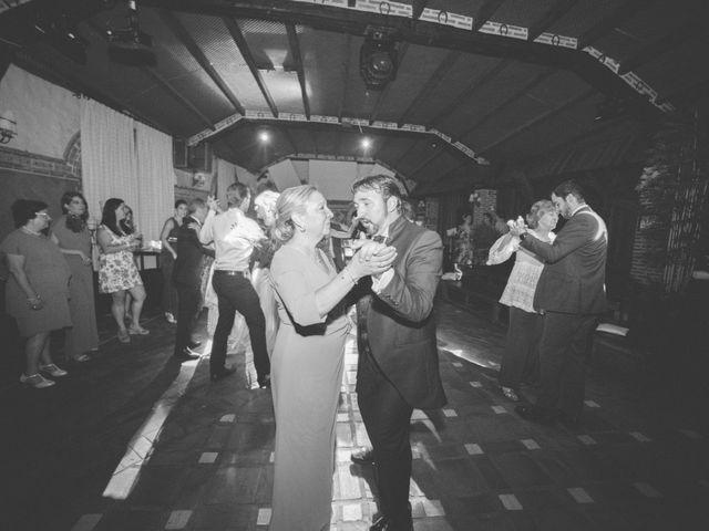 La boda de Javi y Deborah en Madrid, Madrid 35