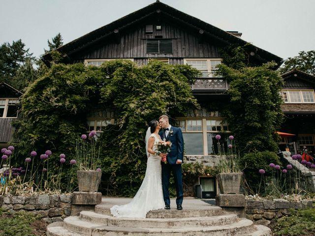 La boda de Pam y Keith