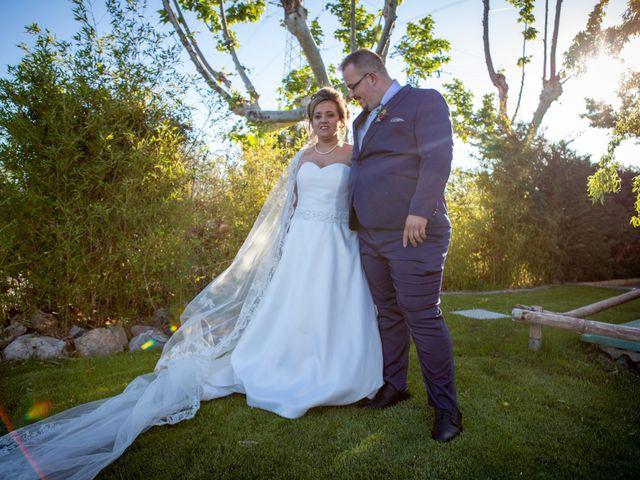 La boda de Cristina y Santiago