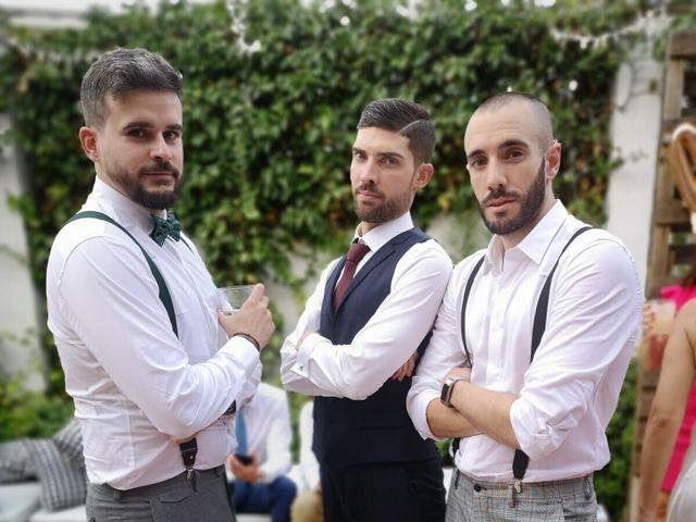 La boda de Elena y Nacho  en Alginet, Valencia 3