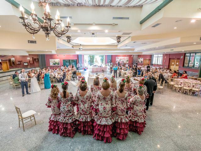 La boda de Juan Luis y Elisabeth en Durcal, Granada 18