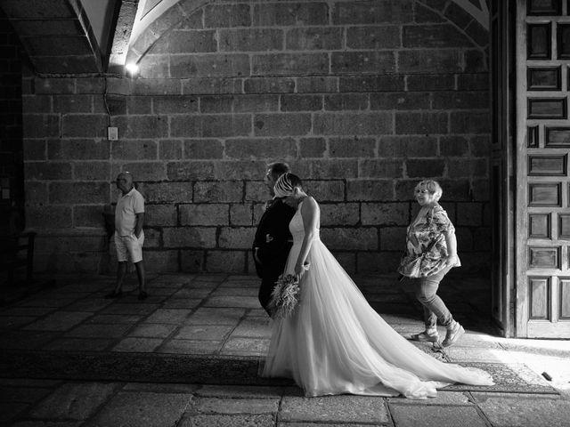 La boda de Óscar y Esther en El Tiemblo, Ávila 20