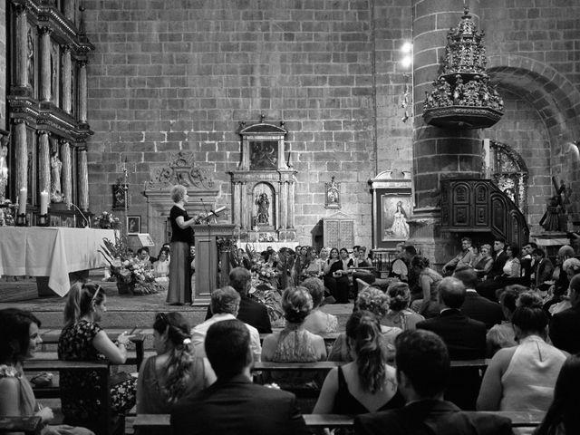 La boda de Óscar y Esther en El Tiemblo, Ávila 22