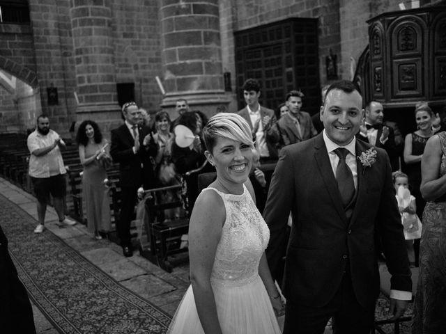 La boda de Óscar y Esther en El Tiemblo, Ávila 24