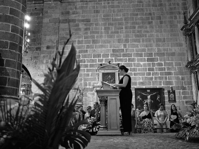 La boda de Óscar y Esther en El Tiemblo, Ávila 25