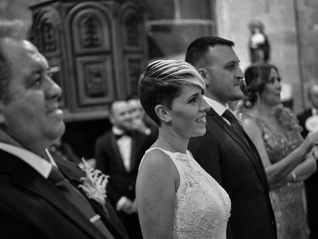 La boda de Óscar y Esther en El Tiemblo, Ávila 26
