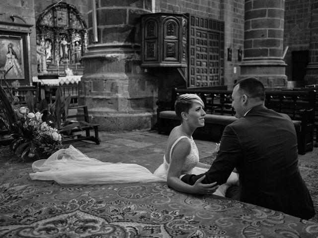 La boda de Óscar y Esther en El Tiemblo, Ávila 27