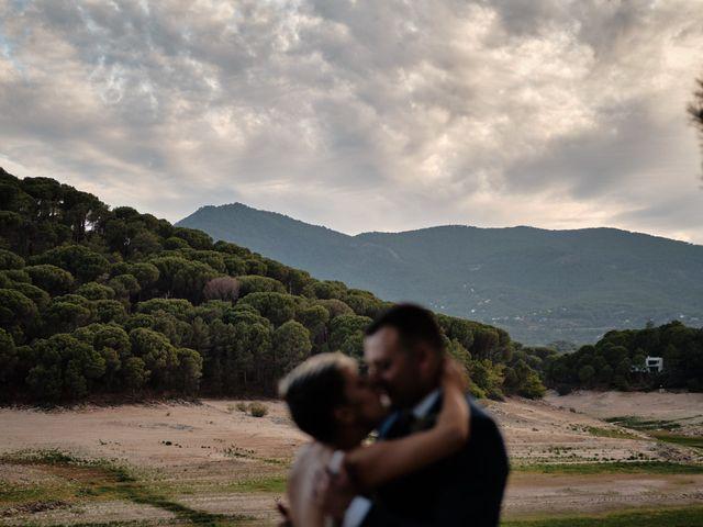 La boda de Óscar y Esther en El Tiemblo, Ávila 38
