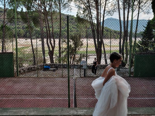 La boda de Óscar y Esther en El Tiemblo, Ávila 39