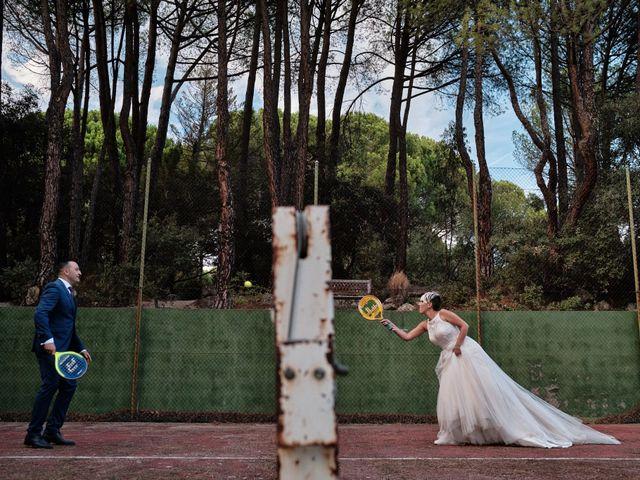 La boda de Óscar y Esther en El Tiemblo, Ávila 4