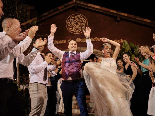 La boda de Óscar y Esther en El Tiemblo, Ávila 43