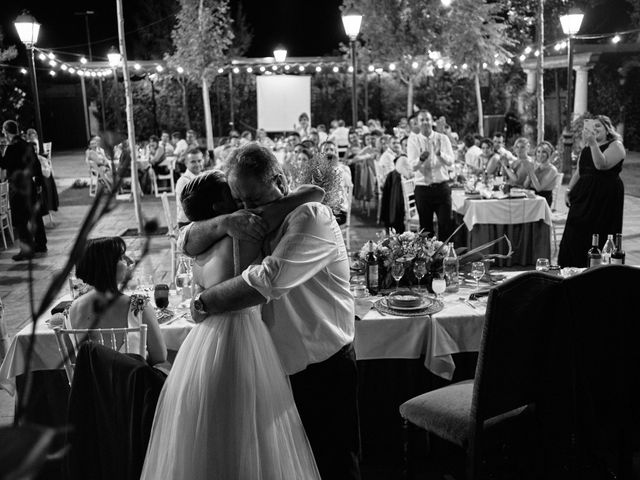 La boda de Óscar y Esther en El Tiemblo, Ávila 46