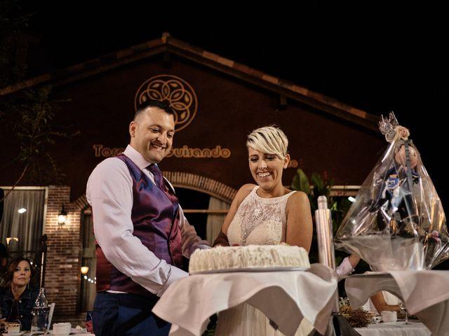La boda de Óscar y Esther en El Tiemblo, Ávila 48