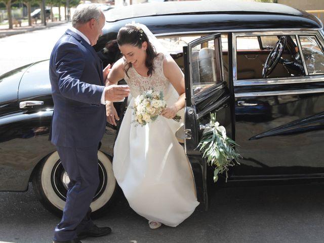 La boda de Luis y Eva en Navarrete, La Rioja 6