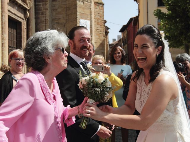 La boda de Luis y Eva en Navarrete, La Rioja 7