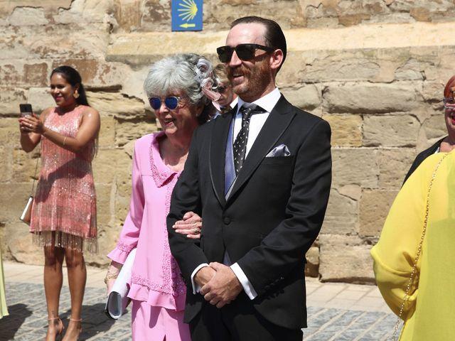 La boda de Luis y Eva en Navarrete, La Rioja 8