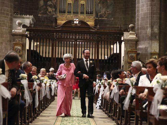 La boda de Luis y Eva en Navarrete, La Rioja 10