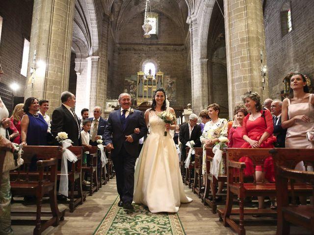 La boda de Luis y Eva en Navarrete, La Rioja 13