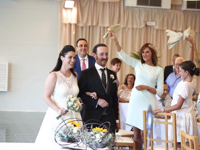 La boda de Luis y Eva en Navarrete, La Rioja 19