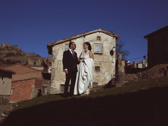 La boda de Luis y Eva en Navarrete, La Rioja 29