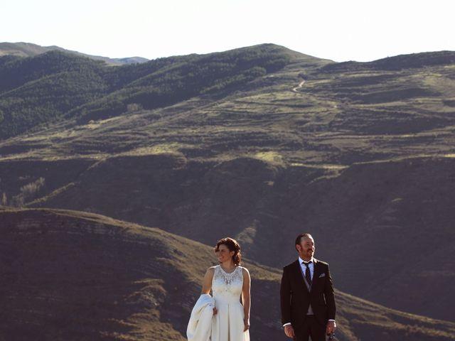 La boda de Luis y Eva en Navarrete, La Rioja 33