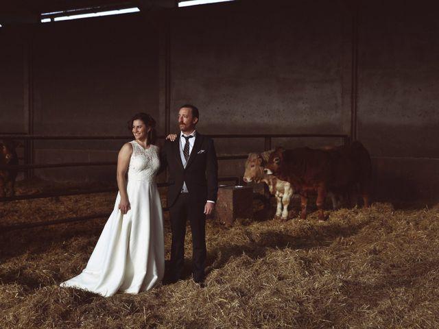 La boda de Luis y Eva en Navarrete, La Rioja 2