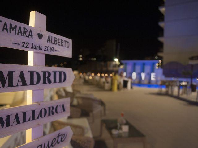 La boda de Alberto y Tamara en Palma De Mallorca, Islas Baleares 12