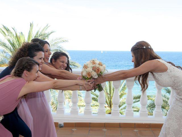 La boda de Alberto y Tamara en Palma De Mallorca, Islas Baleares 1