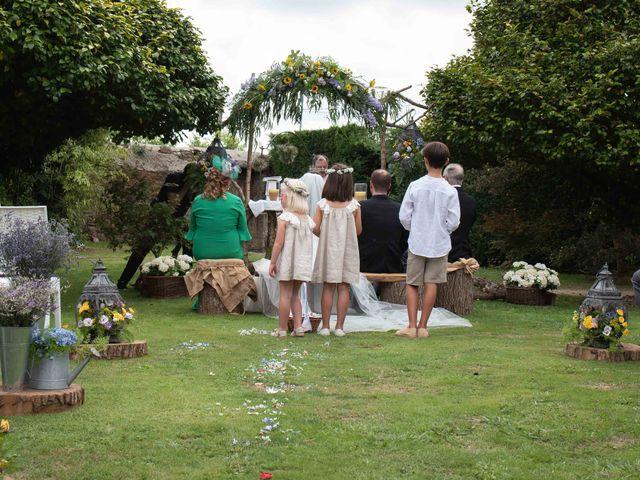 La boda de Héctor y Yolanda en Cambre, A Coruña 42