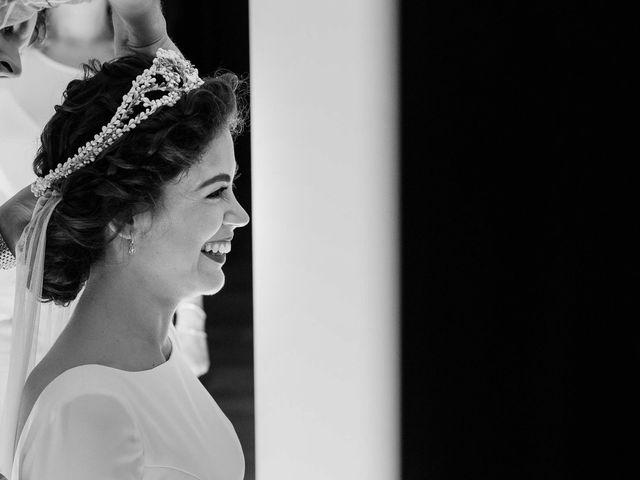 La boda de Adrián y Virginia en Los Palacios Y Villafranca, Sevilla 15