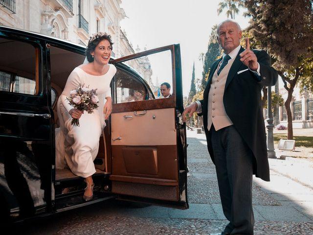 La boda de Adrián y Virginia en Los Palacios Y Villafranca, Sevilla 35