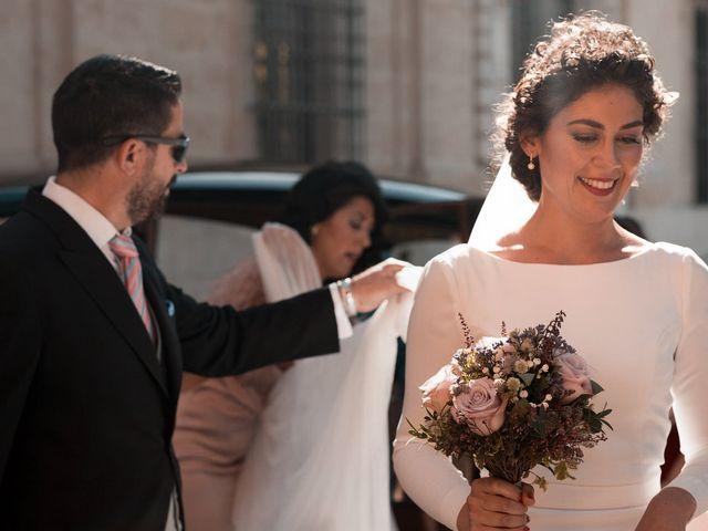 La boda de Adrián y Virginia en Los Palacios Y Villafranca, Sevilla 38