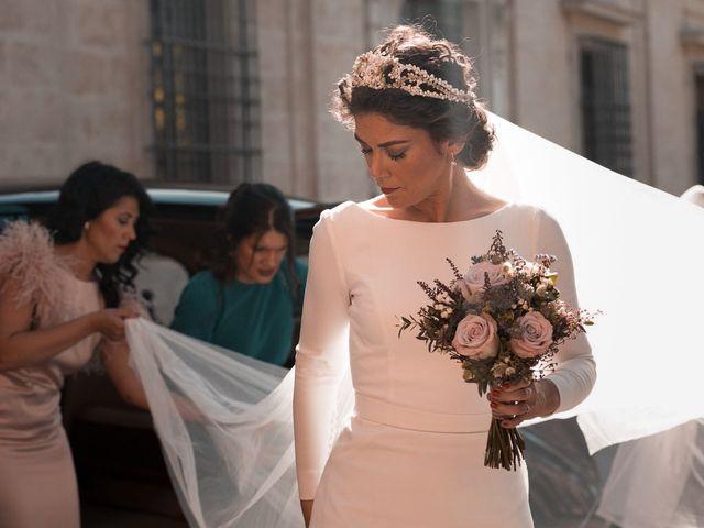 La boda de Adrián y Virginia en Los Palacios Y Villafranca, Sevilla 39