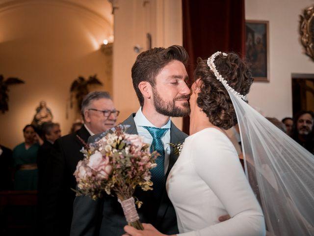 La boda de Adrián y Virginia en Los Palacios Y Villafranca, Sevilla 43