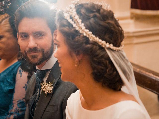 La boda de Adrián y Virginia en Los Palacios Y Villafranca, Sevilla 47