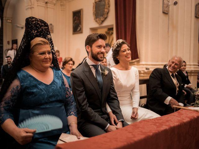 La boda de Adrián y Virginia en Los Palacios Y Villafranca, Sevilla 48