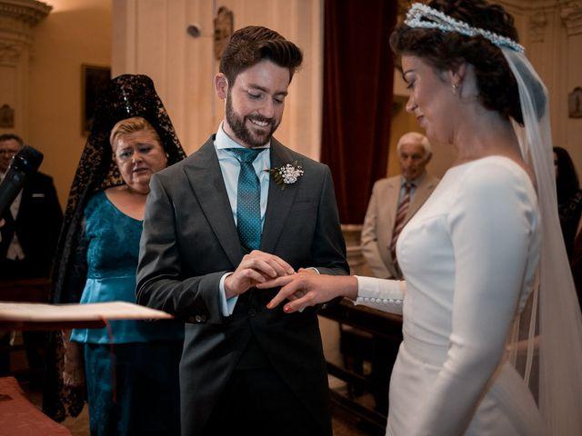 La boda de Adrián y Virginia en Los Palacios Y Villafranca, Sevilla 49