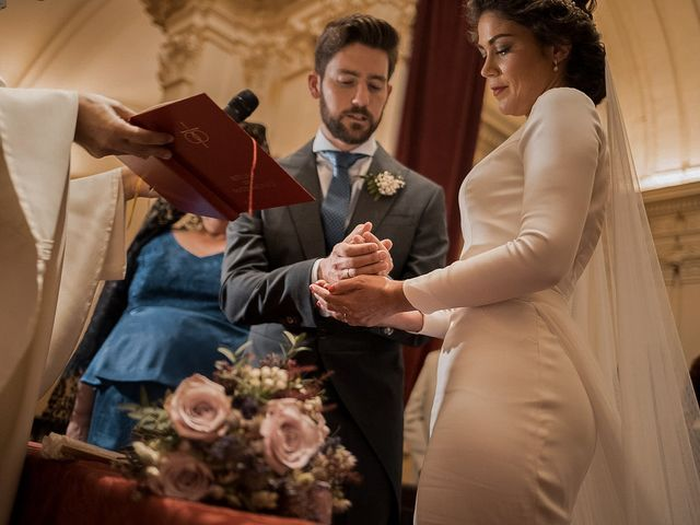 La boda de Adrián y Virginia en Los Palacios Y Villafranca, Sevilla 50