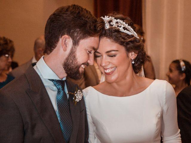 La boda de Adrián y Virginia en Los Palacios Y Villafranca, Sevilla 51