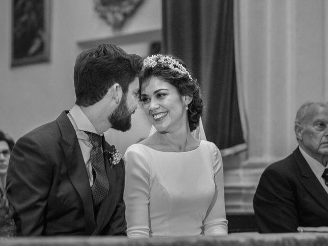 La boda de Adrián y Virginia en Los Palacios Y Villafranca, Sevilla 52