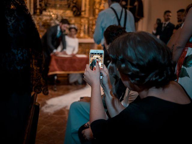 La boda de Adrián y Virginia en Los Palacios Y Villafranca, Sevilla 55