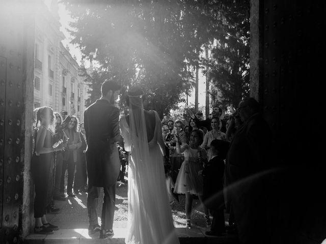 La boda de Adrián y Virginia en Los Palacios Y Villafranca, Sevilla 56