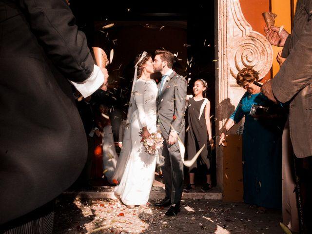 La boda de Adrián y Virginia en Los Palacios Y Villafranca, Sevilla 57