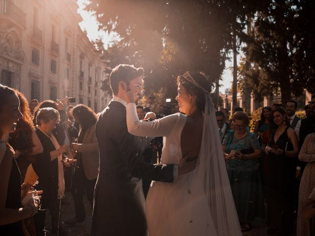 La boda de Adrián y Virginia en Los Palacios Y Villafranca, Sevilla 58