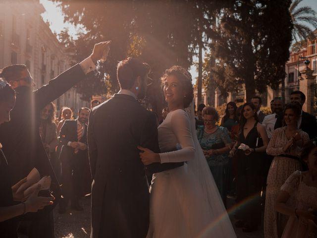 La boda de Adrián y Virginia en Los Palacios Y Villafranca, Sevilla 59