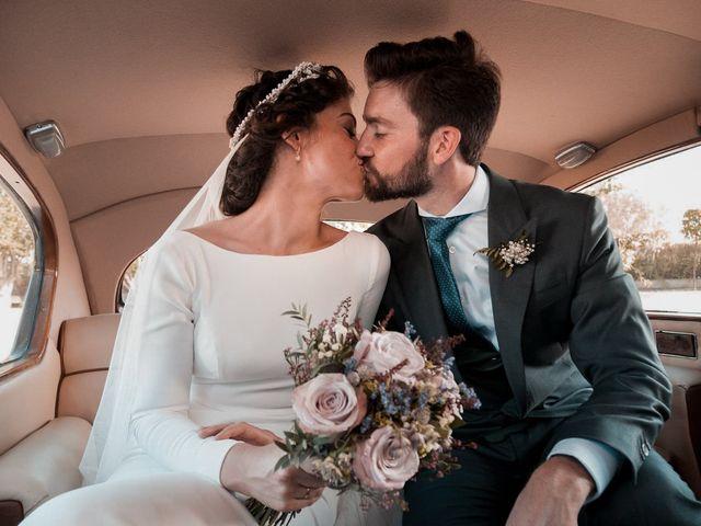 La boda de Adrián y Virginia en Los Palacios Y Villafranca, Sevilla 63