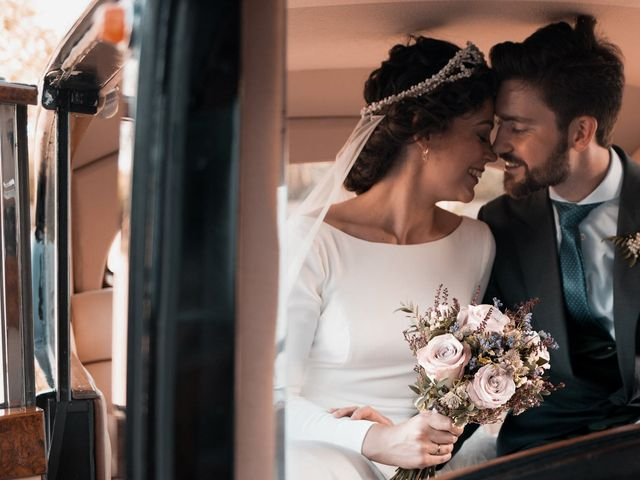 La boda de Adrián y Virginia en Los Palacios Y Villafranca, Sevilla 64