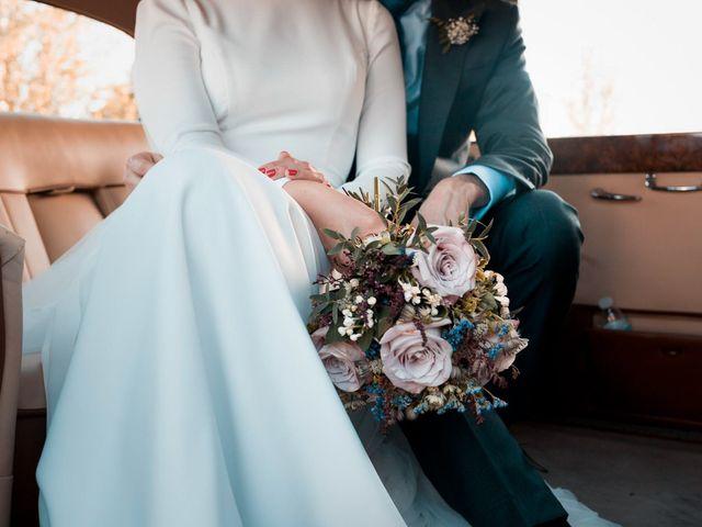 La boda de Adrián y Virginia en Los Palacios Y Villafranca, Sevilla 65